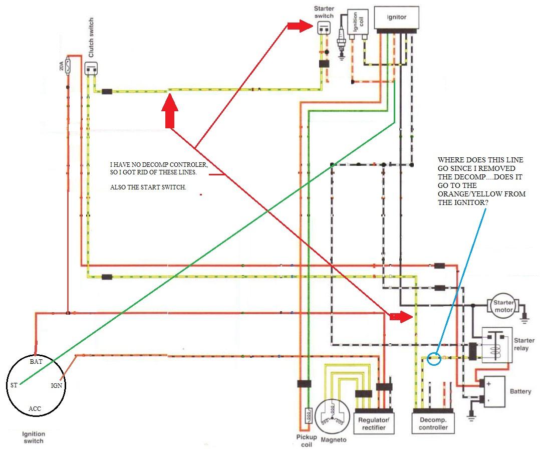 DIAGRAM suzukisavage com simple wiring diagram help suzuki savage wiring diagrams at soozxer.org